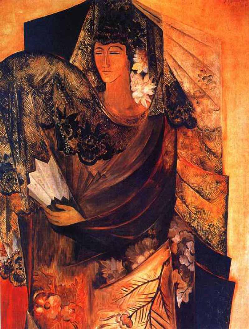 Картинки по запросу наталия гончарова испанка