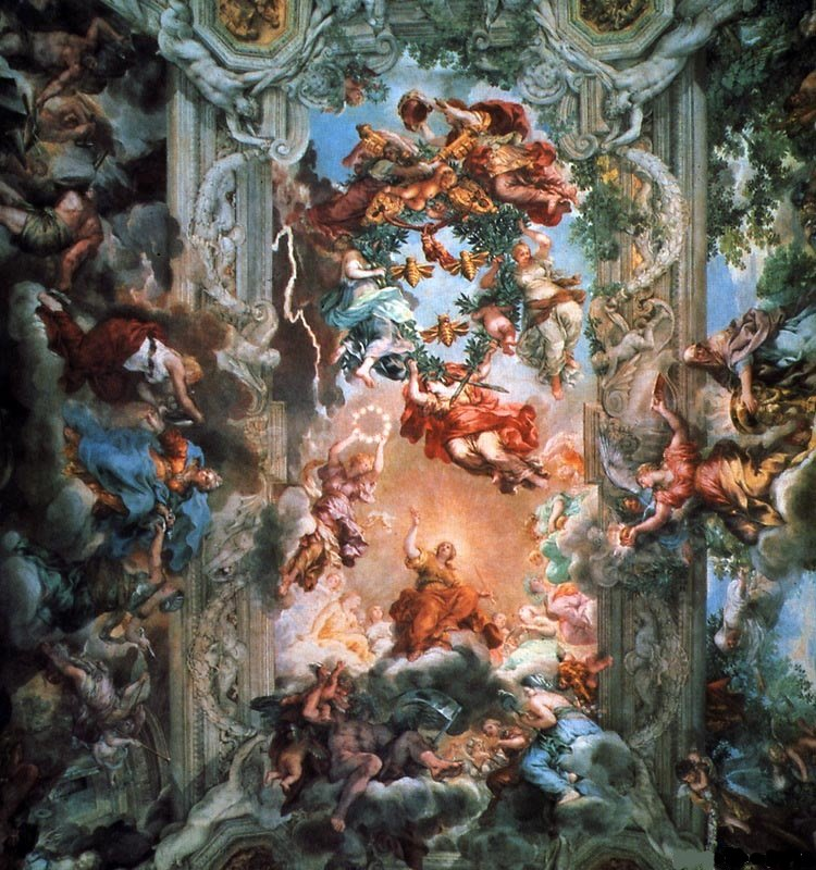 the historical context of baroque art Ap art history baroque era main question 1- who was the main patron for italian baroque art the churches context: bernini depicts the.